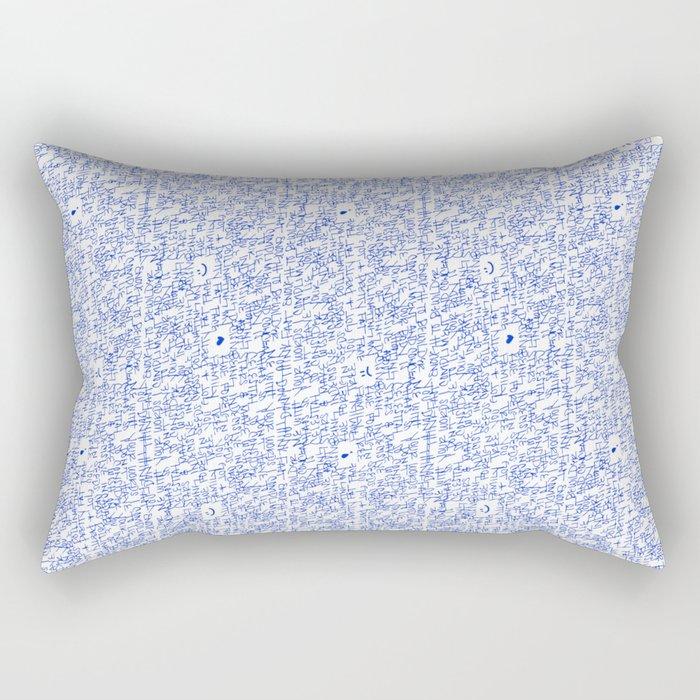 Good Read Rectangular Pillow