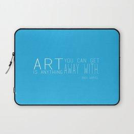 Art is... Laptop Sleeve