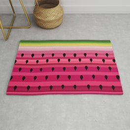 Love of a Watermelon Rug