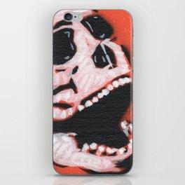 Gunga Skull 06 iPhone Skin