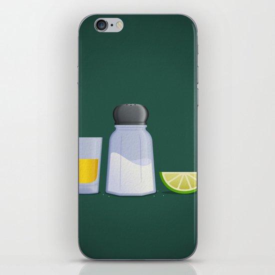 Tequila iPhone & iPod Skin