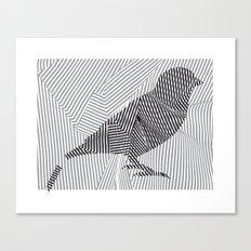 Put a Broken Bird On It! Canvas Print