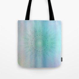 Mandala sensual light Tote Bag