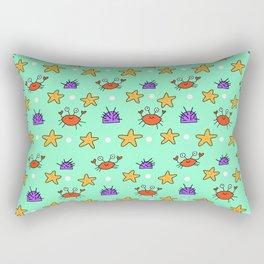We All Have Crabs Rectangular Pillow