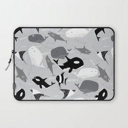 Ocean creatures Laptop Sleeve