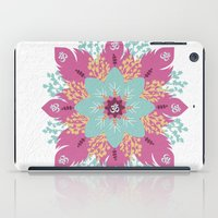 om iPad Cases featuring Om by zakumy