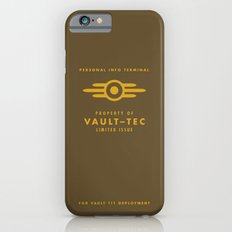 Fallout 4 Vault-Tec Slim Case iPhone 6