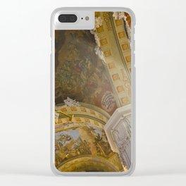 Church inside 1.2 Clear iPhone Case