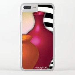 BEER SHEBA Clear iPhone Case