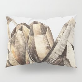 Smoky Quartz Pillow Sham