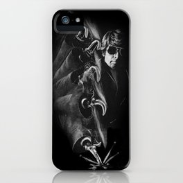 Rolling Thunder iPhone Case