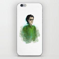 Loki #4 iPhone & iPod Skin