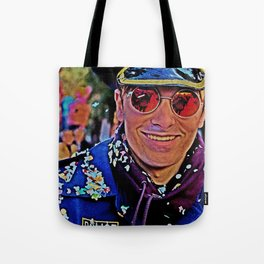 Mr.Policeman Tote Bag
