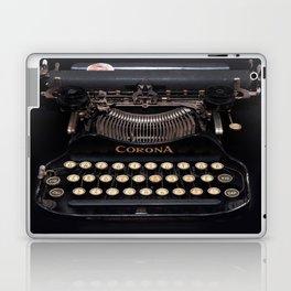 Corona Typewriter Laptop & iPad Skin