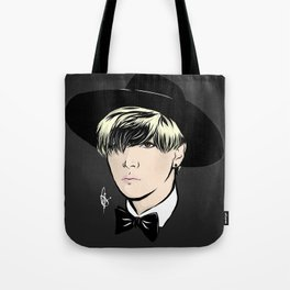 Super Junior Sungmin Tote Bag