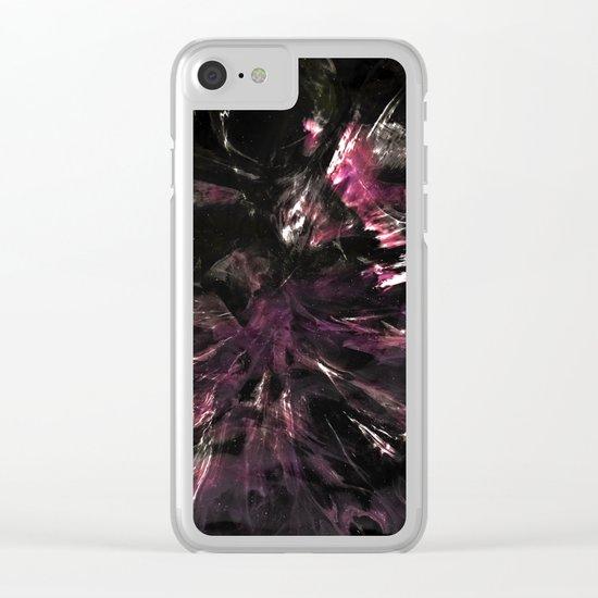 β² Chara Clear iPhone Case