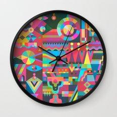 Schema 17 Wall Clock