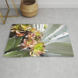 Succulent Layers Rug