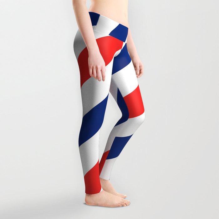 Barber Stripes Leggings