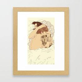 """ LOUIS CENTRIC larry "" Framed Art Print"