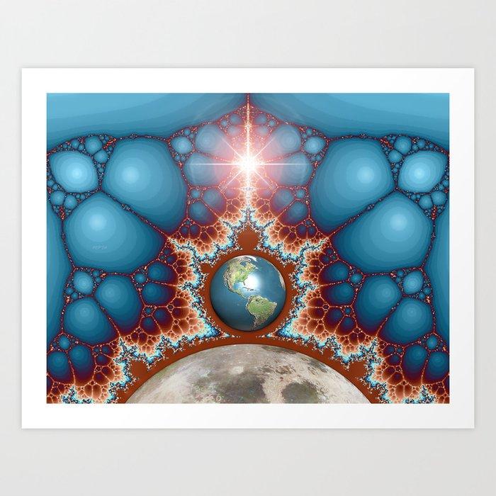 Gift From God Art Print