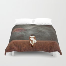 Follow Me Duvet Cover
