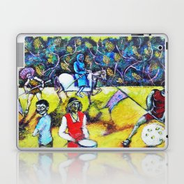 The Zombies Parade Laptop & iPad Skin