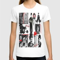 charlie T-shirts featuring CHARLIE by BLUE VELVET DESIGNS