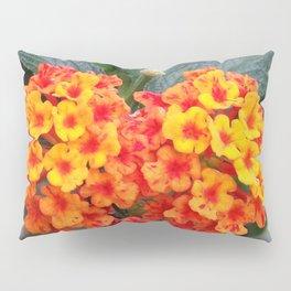 LOVE, LANTANA Pillow Sham