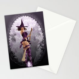 Does my bum look big on this broom ;) Stationery Cards