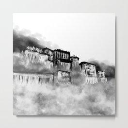 Himalaya Metal Print