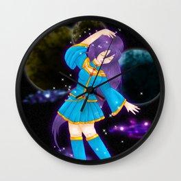 Dancing Naraku Wall Clock