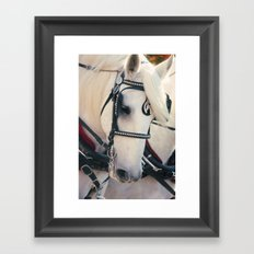 True Beauty Framed Art Print