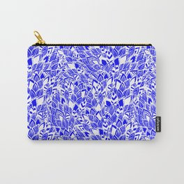 Moroccan Bloom Carry-All Pouch