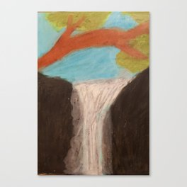 waterfalls Canvas Print