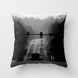 Dip Throw Pillow