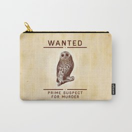 Fowl Suspect Carry-All Pouch
