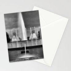 Old fountain. Stationery Cards