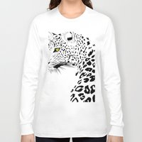 ursula Long Sleeve T-shirts featuring Ursula by Nicholas Darby