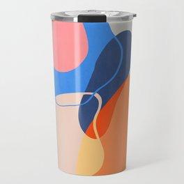 Modern minimal forms 38 Travel Mug