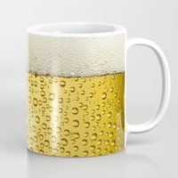 beer Mugs featuring Beer by Thorin