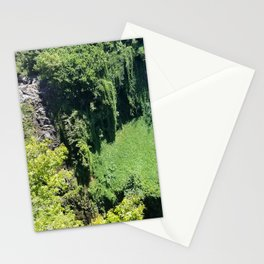 Rainforest From Above Stationery Cards