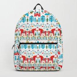 Scadinavian Fairytale Bright Backpack