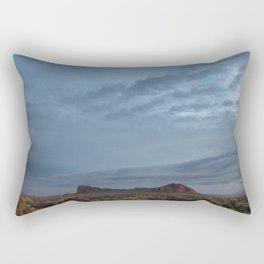 Fort Rock Rectangular Pillow