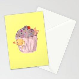Pupcake Stationery Cards