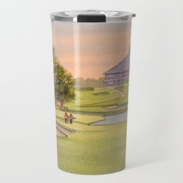 The Australian Golf Club Hole 7 Travel Mug