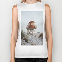 Summer at the beach - Landscape and Nature Photography Biker Tank