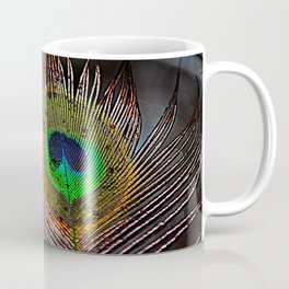 Pfau Licht Coffee Mug