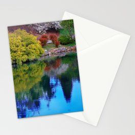 Pond at Ginter Stationery Cards