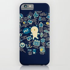 AWESOME BIBI'S GADGETS Slim Case iPhone 6s